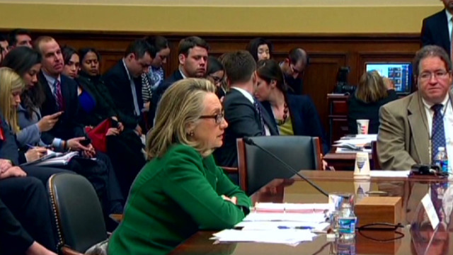 Townsend: Benghazi hearing waste of time