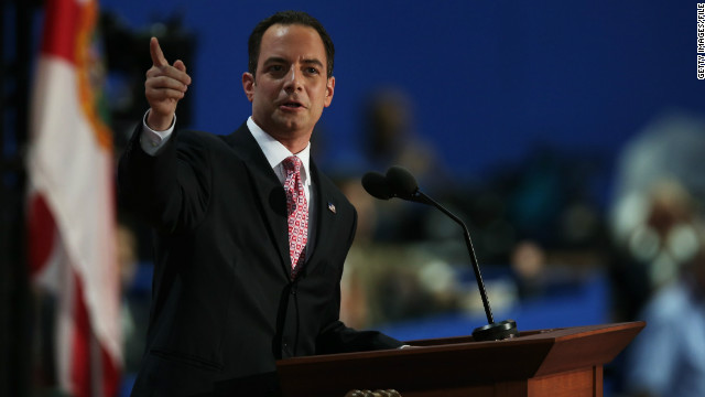 RNC Chairman Reince Priebus will explain his vision for the party this week as top Republicans meet in Charlotte, North Carolina.