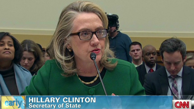 Heated exchanges at Benghazi hearing
