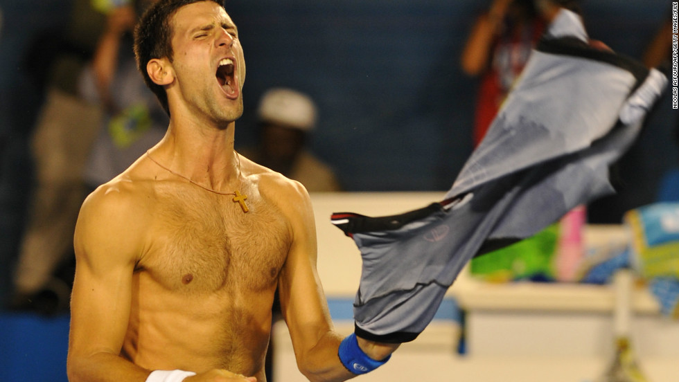 Over the past two seasons, Djokovic has reached the top of the men's game and the peak of his physical powers, outlasting Rafael Nadal in the near six-hour final of the Australian Open last year.