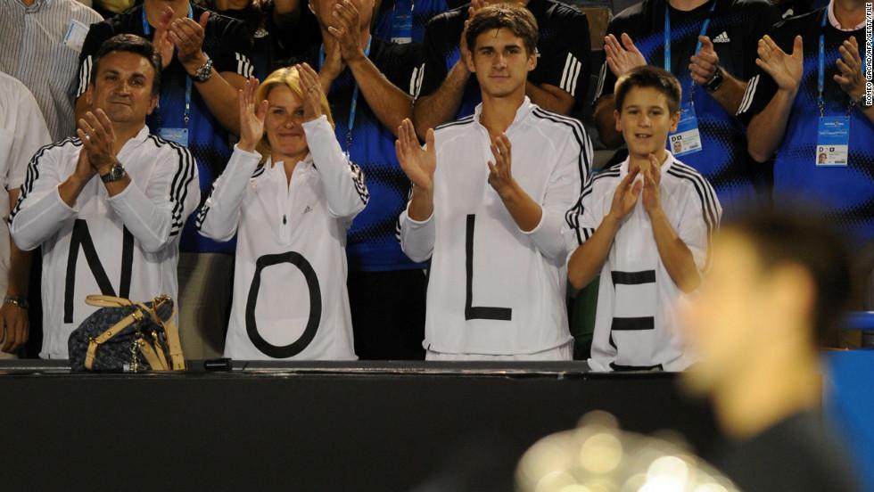 Visualizing Greatness How Novak Djokovic Rose To The Top Cnn
