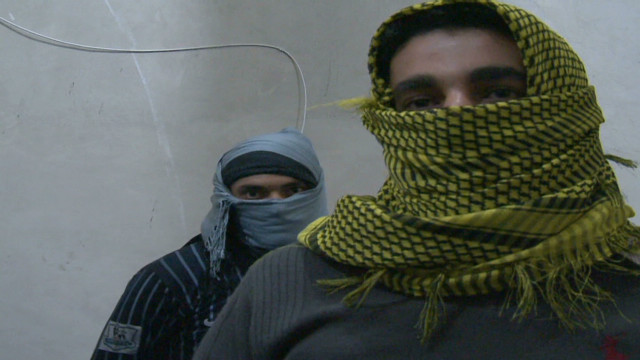 Syrian rebels create court system