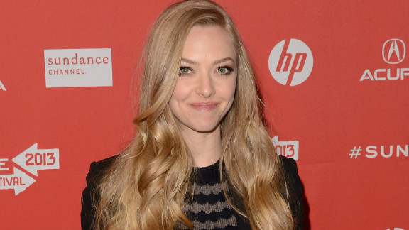 """Amanda Seyfried played Karen in the movie """"Mean Girls,"""" but she'd want to play another character on stage."""