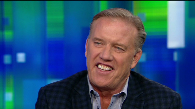 Elway: I've never had a fake girlfriend