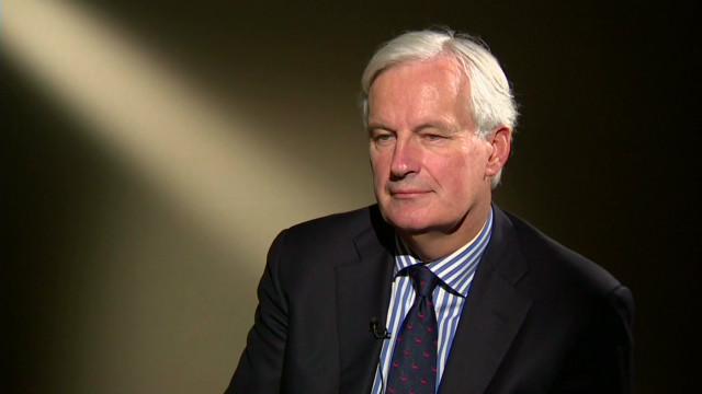Barnier: Capitalism 'off the rails'