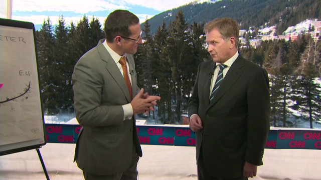Finnish President cautious on EU changes