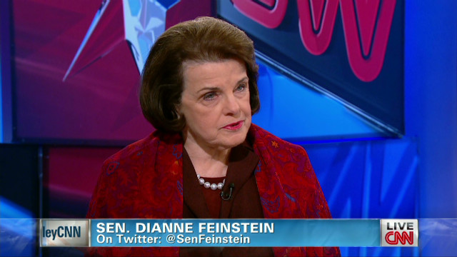 Sen. Feinstein takes on assault weapons