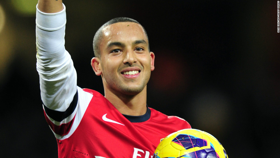 "After reports suggest Theo Walcott has signed a new 3 and a half year deal worth 100,000 with Arsenal, our Pedro Pinto raises the question: ""Is he worth it?""Tough question considering Walcott's performances this season. What do you think?"