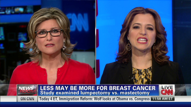 Is less more in breast cancer treatment?