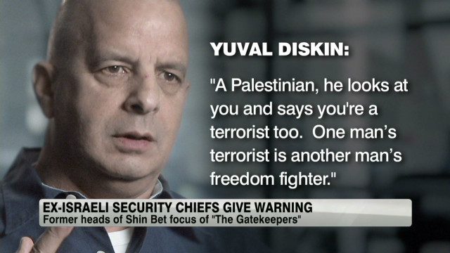 Israel's 'Gatekeepers'