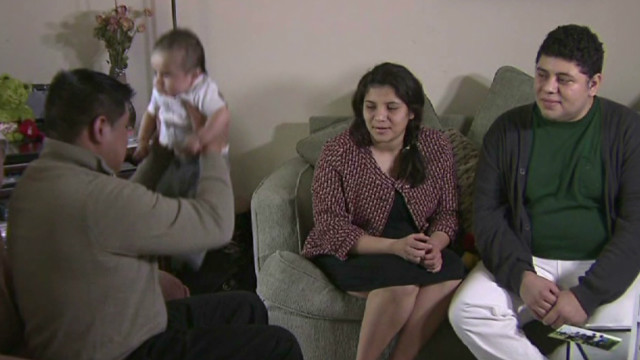 Immigrant family fears being torn apart