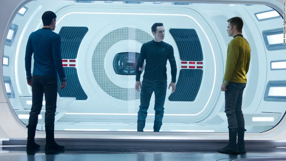 "Fans are intrigued by what they've seen so far of Abrams' sequel ""Star Trek Into Darkness,"" which has added ""Sherlock"" actor Benedict Cumberbatch to the mix as Kirk's nemesis. The movie hits theaters on May 17."