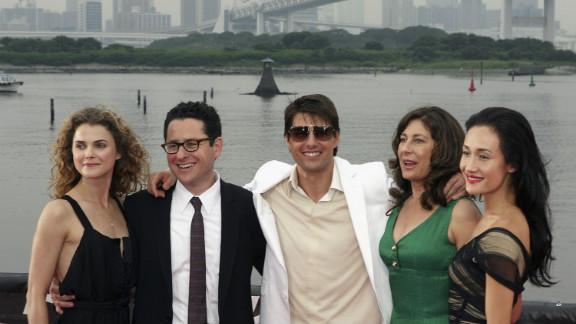"""Alias"" made Abrams seem like a natural choice to continue Tom Cruise"