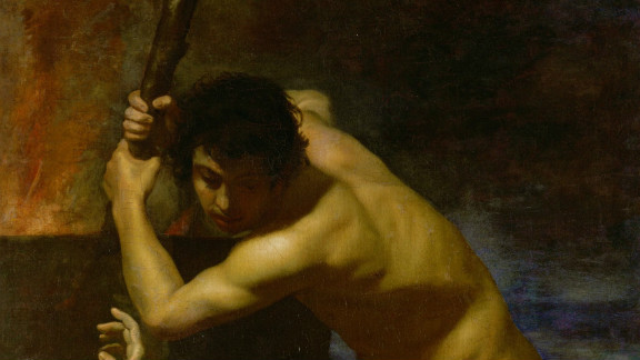 Biblical brothers Cain and Abel were the first -- and one of the worst -- examples of sibling rivalries. Cain's murder of his brother is depicted in this 17th-century painting by Bartolomeo Manfredi.