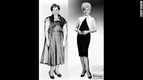 "Weight Watchers was founded in 1963 by Jean Nidetch, a self-described ""overweight housewife obsessed with cookies."""