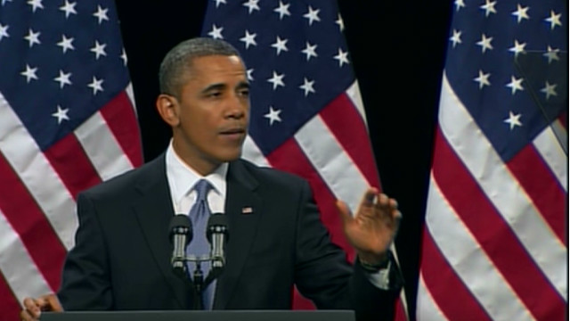 Obama: Senators' ideas in line with mine
