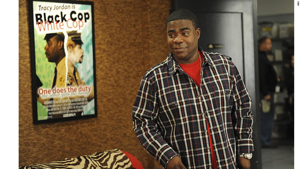Tracy Morgan as Tracy Jordan