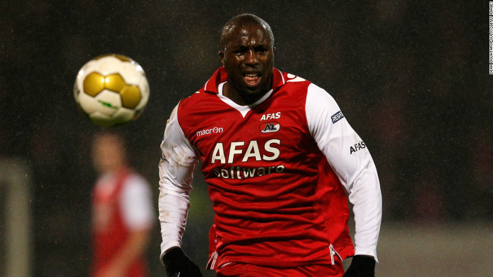 U.S. star Jozy Altidore was subjected to racial abuse during AZ Alkmaar's cup win at Den Bosch in the Netherlands, again in January 2013. The match was halted and the crowd were asked to stop the abusive chanting before the action resumed.