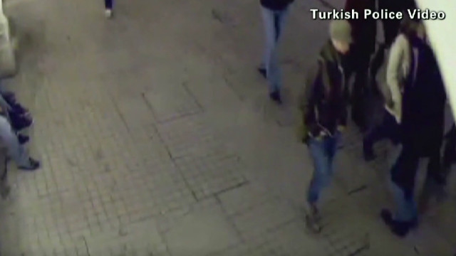 American missing in Turkey