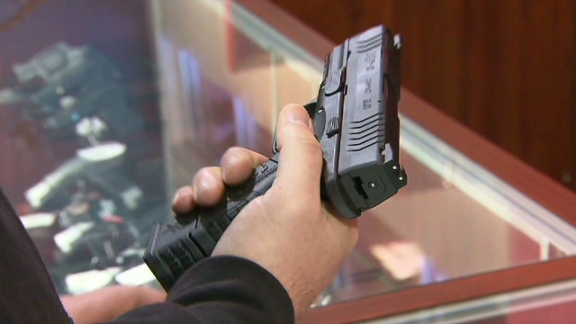 Research on gun violence questioned