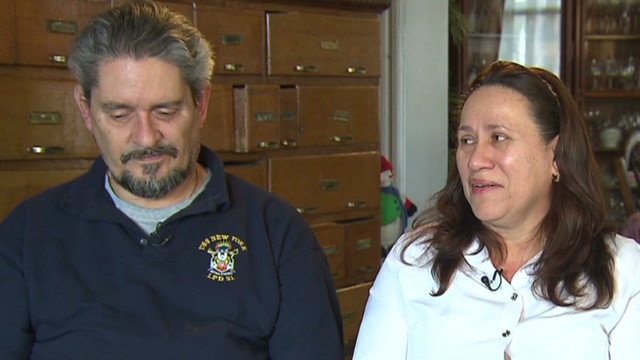 Parents of missing woman cling to hope