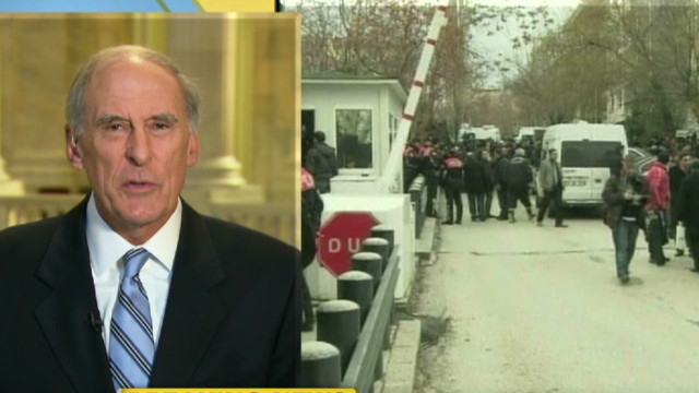Sen. Coats: US under threat around world