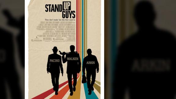 """Al Pacino, Christopher Walken and Alan Arkin star in """"Stand Up Guys."""""""