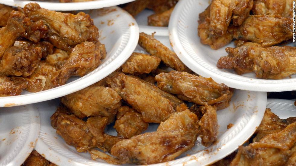 "According to that same poll, among those U.S. adults who eat chicken wings, 65% say Buffalo wings are among their favorite flavors/styles of wings. 39% prefer mild, 36% hot and 8% choose the ""atomic"" option."