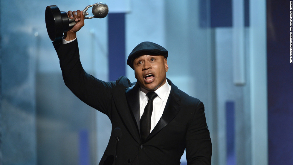 "LL Cool J won Best Actor in a Drama Series for ""NCIS: Los Angeles."""