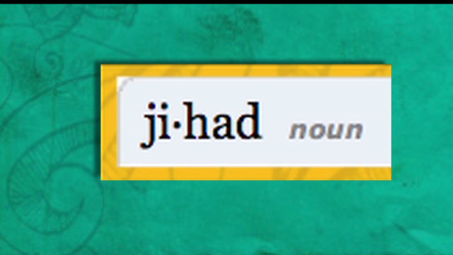 Teaching the true meaning of 'jihad'