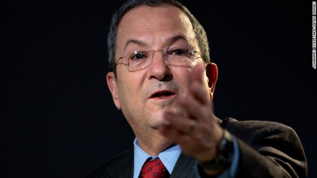 Ehud Barak's remarks Sunday appeared to be the first public comment by an Israeli official on the incident.
