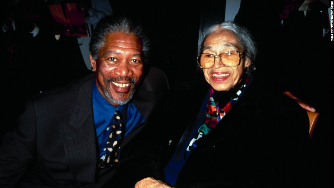 63 Years Ago Rosa Parks Stood Up For Civil Rights By Sitting Down