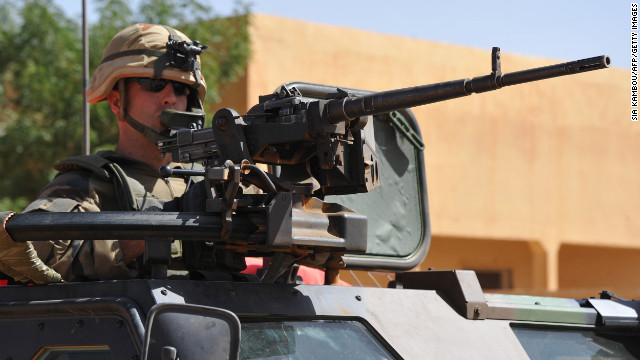 France reports success in Mali fight