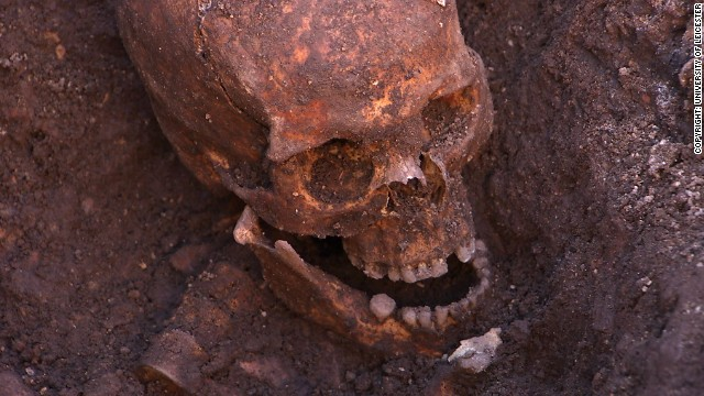 Chemical clues reveal Richard III's diet