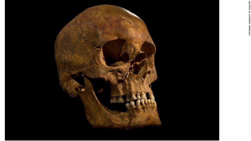 2013: Mystery at Richard III burial site