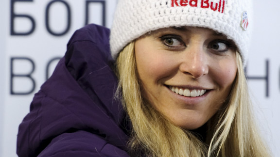 """U.S. skier Lindsey Vonn suffered from a """"complex knee injury"""" and was airlifted to a hospital after a crash during the super-G at the Alpine Ski World Championships in Austria on Tuesday. She will be out for the remainder of the season. Vonn, 28, won the downhill gold in the 2010 Olympics in Vancouver and is a four-time overall Alpine Ski World Cup champion. Here"""