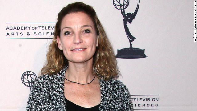 """Homeland"" writer Meredith Stiehm, 44, has a much-buzzed-about pilot with FX called ""The Bridge."""