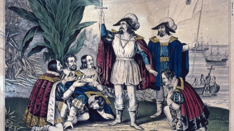 Columbus Day-Indigenous Peoples' Day Fast Facts