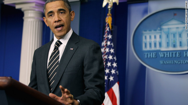 Obama, Congress punt on spending cuts