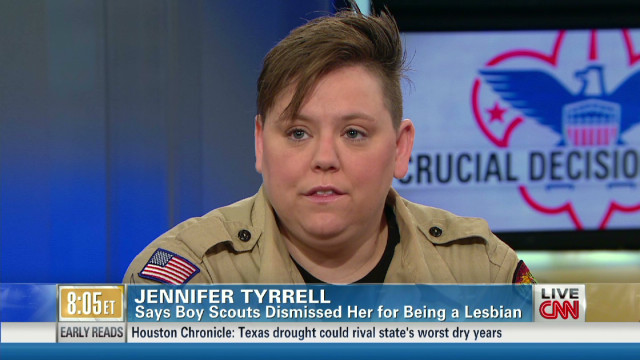 'Learning from mistakes' in Boy Scouts