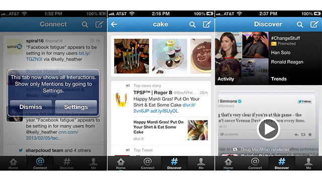 Twitter's changes are subtle but effective at pushing content to the forefront.