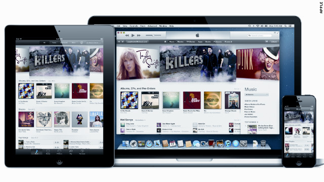 On Wednesday, Apple announced that the 25 bilionth song had been downloaded from iTunes, by a man in Germany.