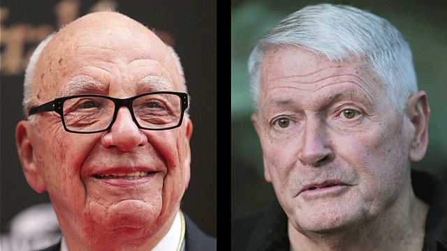 Media titans Malone, Murdoch face off