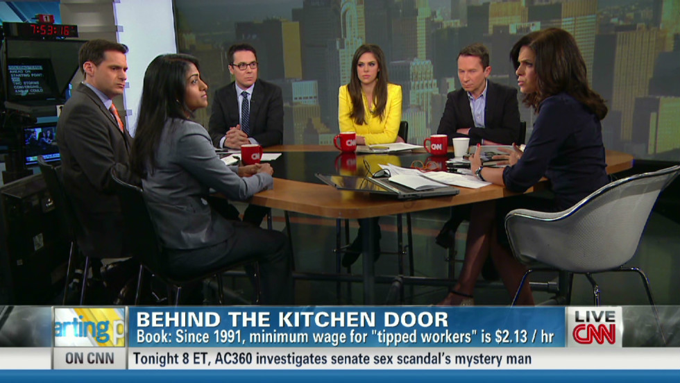 Behind The Kitchen Door New Book Takes A Critical Look At The Restaurant Industry Cnn