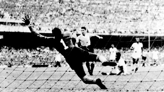 Ahead of the World Cup in 2014, Pele told CNN that his ideal final would feature Brazil and Uruguay -- so his country could win revenge for 1950