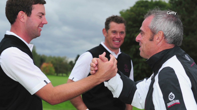 McGinley: Ryder Cup role is an honor