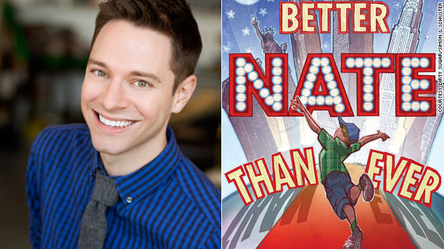 "Broadway dancer and choreographer Tim Federle wrote ""Better Nate Than Ever"" to encourage children to follow their dreams."