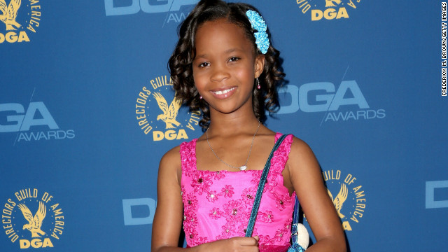 "Oscar nominee Quvenzhané Wallis is in consideration for the ""Annie"" remake, but no decisions have been made."