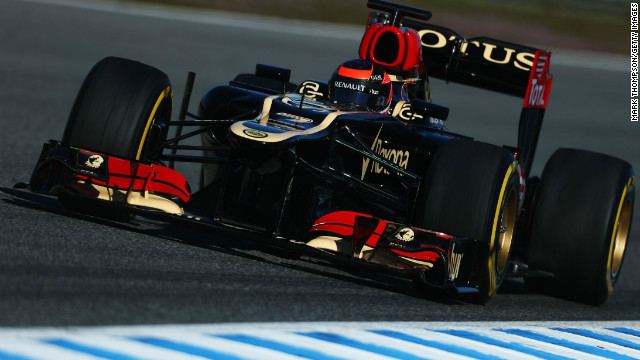 Kimi Raikkonen was the fastest man on the track on the fourth and final day of testing at Jerez, Spain.