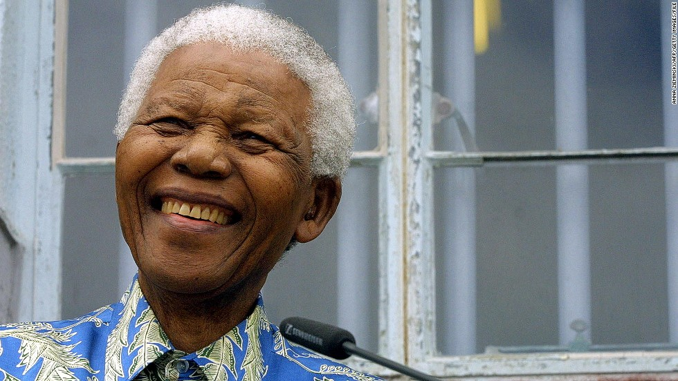 Former South African President Nelson Mandela spent 18 years on Robben Island. Now, anyone can tour his cell from their home computer or mobile phone.